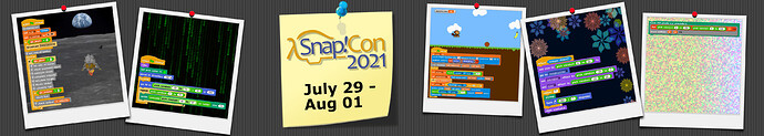 Snap!Con Banner Image