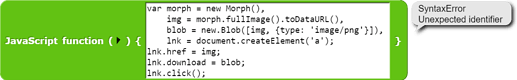 morphs script pic